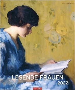 Lesende Frauen Edition Kalender 2022 von Weingarten