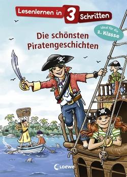 Lesenlernen in 3 Schritten – Die schönsten Piratengeschichten