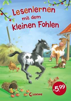 Lesenlernen mit dem kleinen Fohlen von Ackroyd,  Dorothea, Gehm,  Franziska
