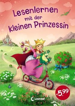 Lesenlernen mit der kleinen Prinzessin von Gehm,  Franziska, Ginsbach,  Julia