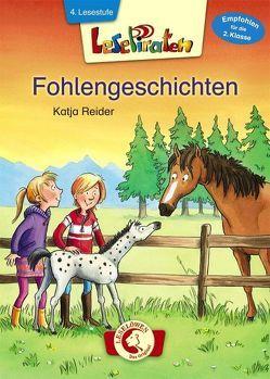 Lesepiraten – Fohlengeschichten von Reider,  Katja, Wiechmann,  Heike