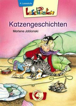 Lesepiraten – Katzengeschichten von Ginsbach,  Julia, Jablonski,  Marlene