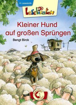 Lesepiraten – Kleiner Hund auf großen Sprüngen von Birck,  Bengt, Birck,  Jan
