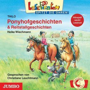 LesePiraten von Leuchtmann,  Christiane, THiLO, Wiechmann,  Heike