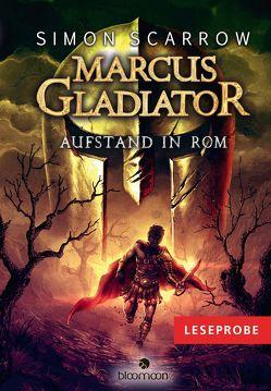 Leseprobe Marcus Gladiator – Aufstand in Rom von Scarrow,  Simon, Seeberger,  Ulrike, Vogt,  Helge