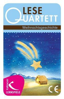 Lesequartett Die Weihnachtsgeschichte von Neubacher,  Meike