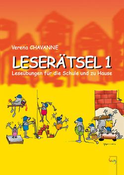 Leserätsel 1 (Chavanne) von Chavanne,  Verena