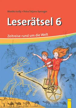 Leserätsel 6 (Icelly) von Icelly,  Monika, Sprenger,  Petra Tatjana