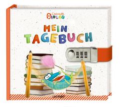Leseratte Otilie Mein Tagebuch von Rauers,  Wiebke