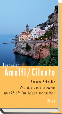 Lesereise Amalfi / Cilento von Schaefer,  Barbara