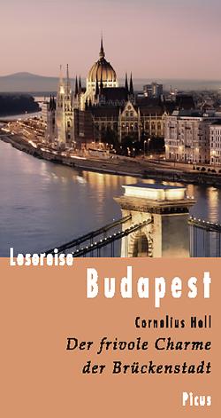 Lesereise Budapest von Hell,  Cornelius