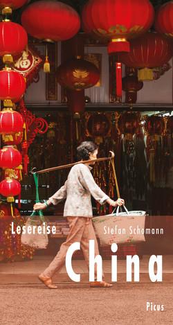 Lesereise China von Schomann,  Stefan