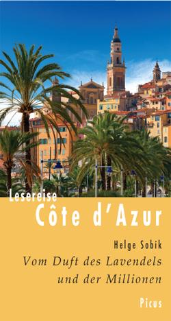 Lesereise Côte d'Azur von Sobik,  Helge