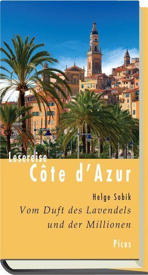 Lesereise Côte d'Azur. von Sobik,  Helge