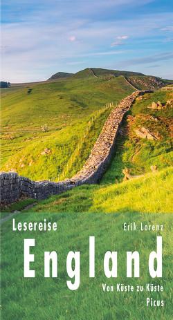 Lesereise England von Lorenz,  Erik