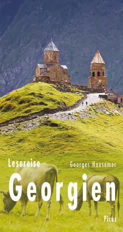 Lesereise Georgien von Hausemer,  Georges
