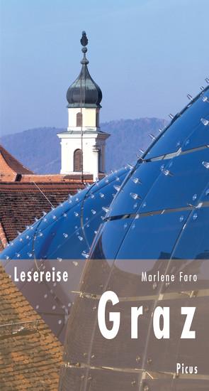 Lesereise Graz von Faro,  Marlene