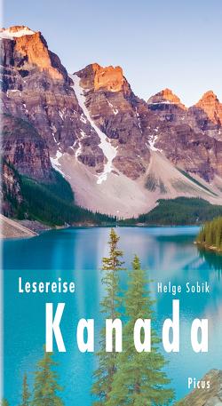 Lesereise Kanada von Sobik,  Helge