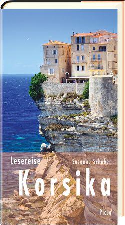 Lesereise Korsika von Schaber,  Susanne