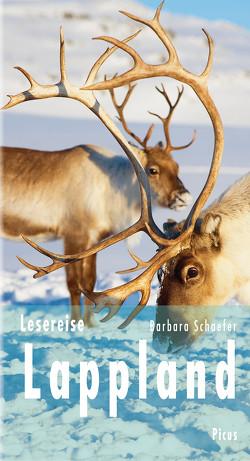 Lesereise Lappland von Schaefer,  Barbara