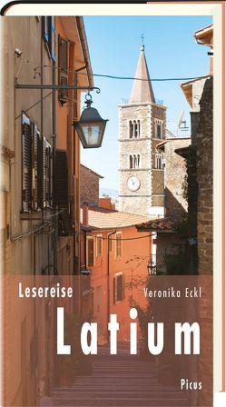 Lesereise Latium von Eckl,  Veronika