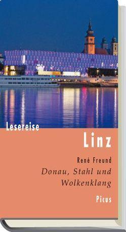Lesereise Linz von Freund,  René