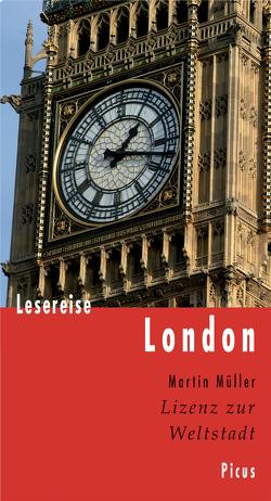Lesereise London von Müller,  Martin