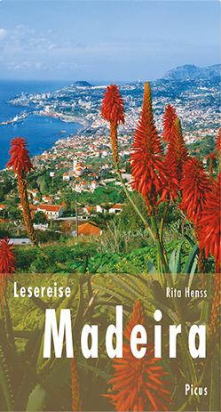 Lesereise Madeira von Henss,  Rita