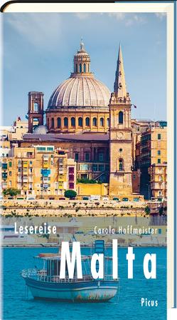Lesereise Malta von Hoffmeister,  Carola