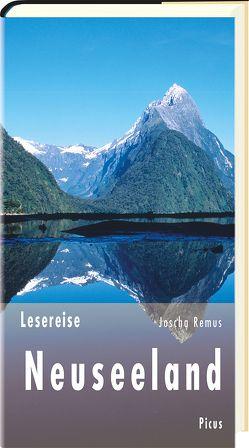Lesereise Neuseeland von Remus,  Joscha