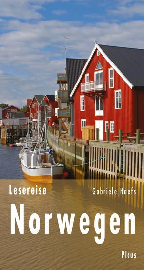 Lesereise Norwegen von Haefs,  Gabriele