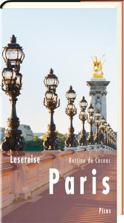 Lesereise Paris von De Cosnac,  Bettina