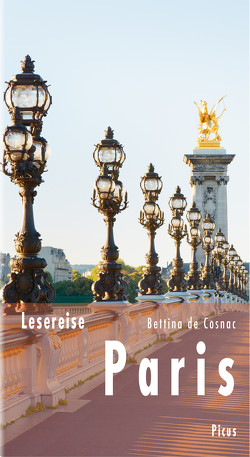 Lesereise Paris von Cosnac,  Bettina de