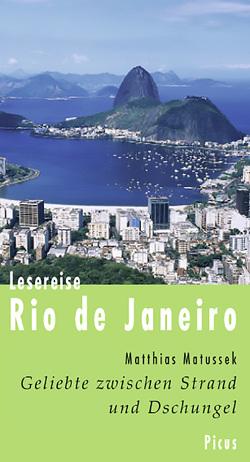 Lesereise Rio de Janeiro von Matussek,  Matthias