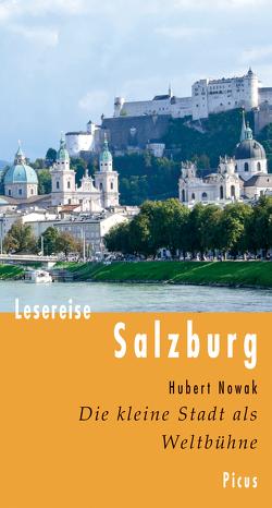 Lesereise Salzburg von Nowak,  Hubert