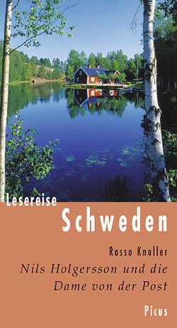 Lesereise Schweden von Knoller,  Rasso