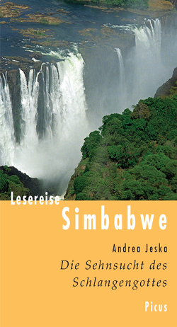 Lesereise Simbabwe von Jeska,  Andrea