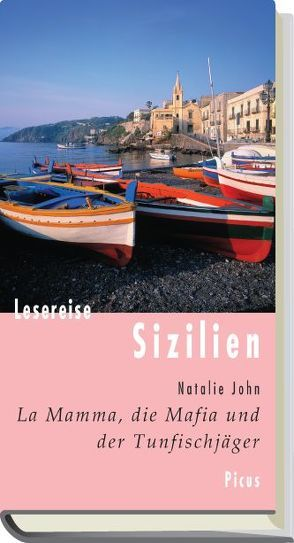 Lesereise Sizilien von John,  Natalie