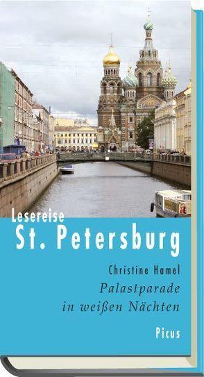 Lesereise St. Petersburg von Hamel,  Christine