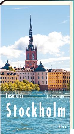 Lesereise Stockholm von Knoller,  Rasso