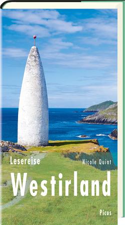 Lesereise Westirland von Quint,  Nicole