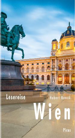 Lesereise Wien von Nowak,  Hubert