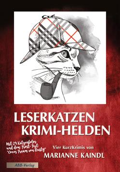 Leserkatzen – Krimi-Helden von Kaindl,  Marianne