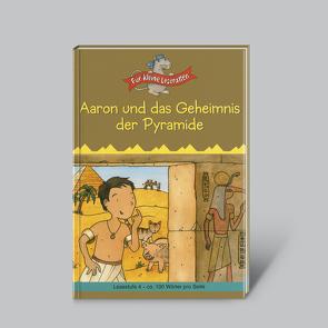 Lesespaß für kleine Leute: Aaron und das Geheimnis der Pyramide (ab 8 Jahren) von Baer,  Hans