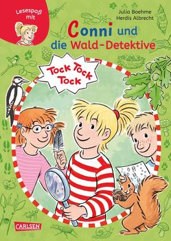 Lesespaß mit Conni: Conni und die Wald-Detektive von Albrecht,  Herdis, Boehme,  Julia