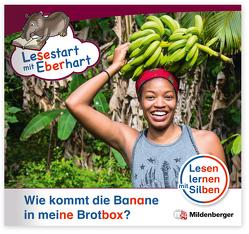 Lesestart mit Eberhart: Wie kommt die Banane in meine Brotbox? von Brandau,  Nicole, Drecktrah,  Stefanie
