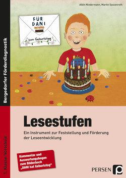 Lesestufen von Niedermann,  Albin, Sassenroth,  Martin