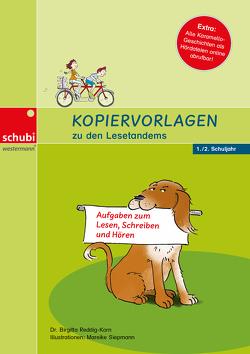 Lesetandems / Kopiervorlagen zu den Lesetandems von Reddig-Korn,  Dr. Birgitta