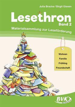 Lesethron Band 2 von Bracke,  Julia, Giesen,  Birgit