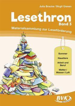Lesethron Band 3 von Bracke,  Julia, Giesen,  Birgit